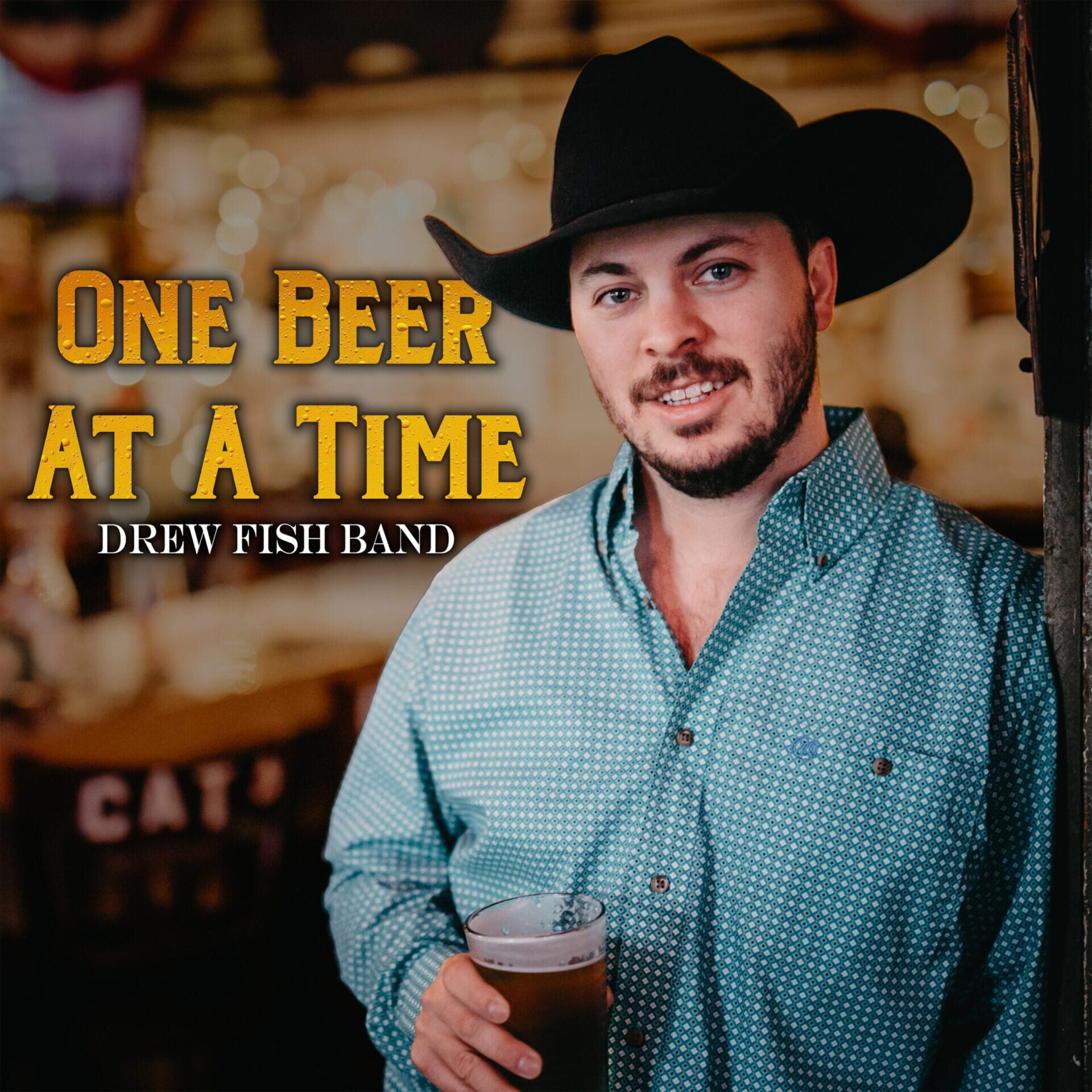 One Beer At A Time Single Art