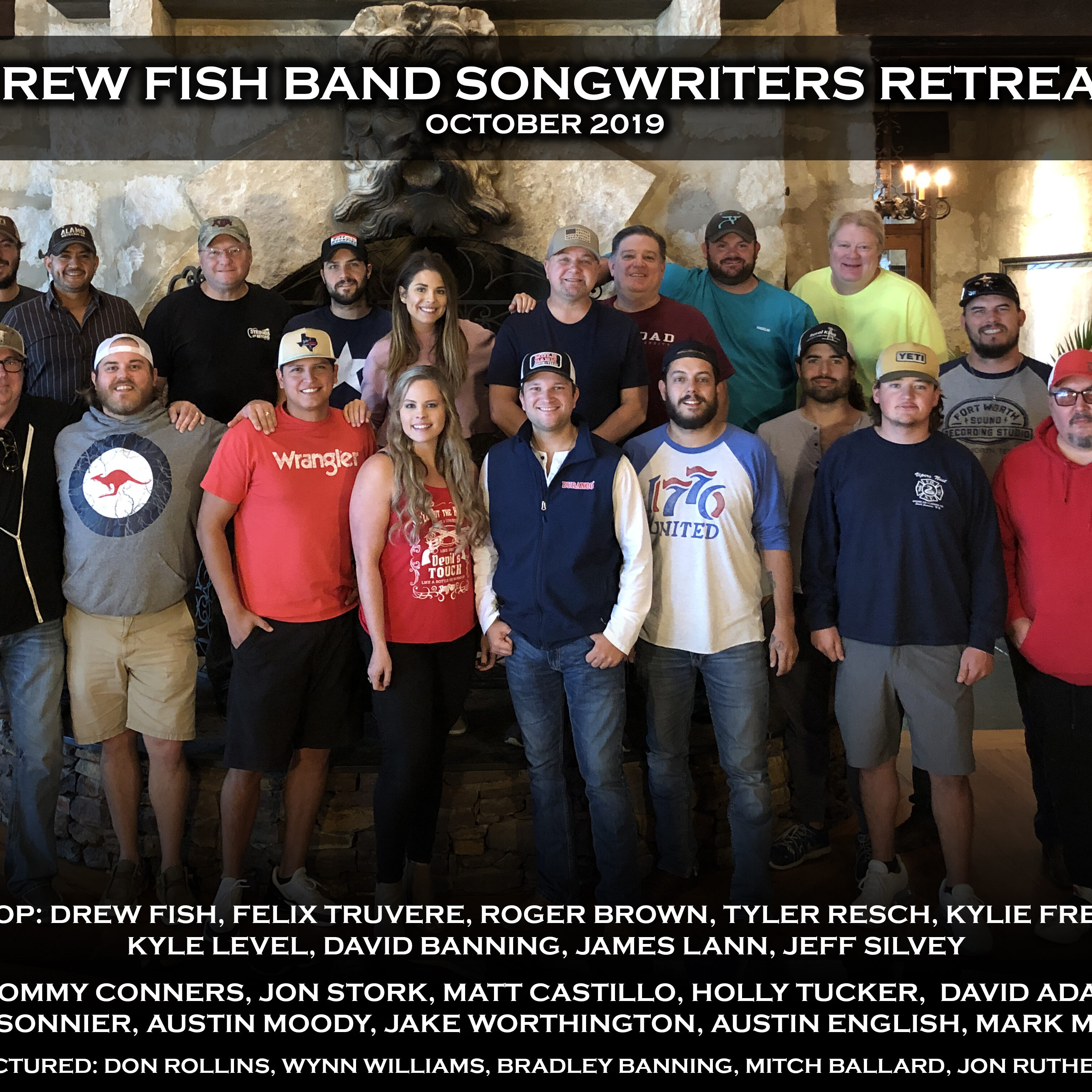 6th DFB Songwriters Retreat